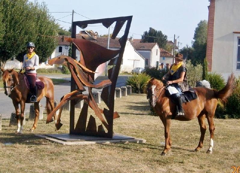 Artagnan, 3 jours à cheval